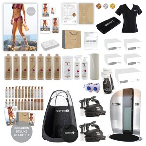 Premium Salon Spray Tan Kit