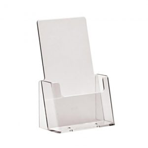 Q&A Acrylic Leaflet Holder