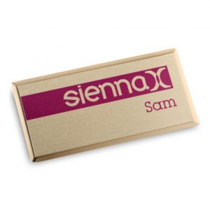 Enamel Name Badge