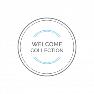 Welcome collection roundel