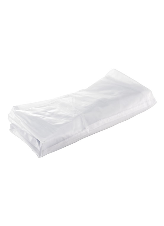 pvc beauty couch cover