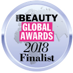 Finalist In The Beauty Global Awards 2018