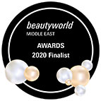 BeautyWorld Middle East Awards Finalist 2020