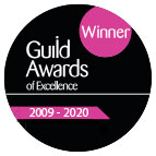 Proud Winners For 12 Years Running (2009-2020) Guild Awards Of Excellence